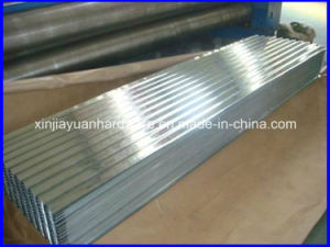 SGCC, ASTM, Dx51d Galvanized Corrugated Sheet with Excellent Quality pictures & photos