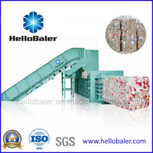 Hellobaler 6-8 Tons Production Capacity Automatic Baler From China pictures & photos
