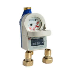 Hot 2015 Rotary Vane Water Meter with Brass Body pictures & photos