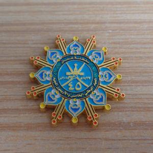 1437 Oman National Day 45 Metal Car Badge Emblem pictures & photos