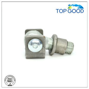 Q235 M12-M24 Short Screw Galvanized Door Hinge pictures & photos