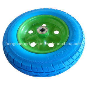 More Specifications PU Foam Wheel pictures & photos