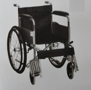 Steel Manual Wheelchair Dkb-11 pictures & photos