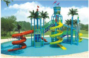 Children′s Slide Outdoor Playground in Park pictures & photos