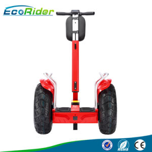 72V Samsung Battery 2 Wheels Self Balancing Scooter Electric Chariot pictures & photos
