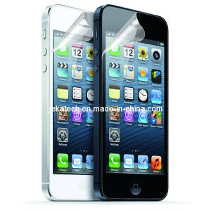 Clear Screen Protector for iPhone 5 5s pictures & photos
