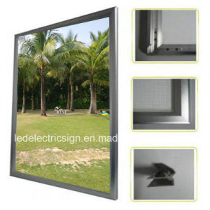 Acrylic Snap Frame Poster with Acrylic LED Light Box for Poster Frame pictures & photos