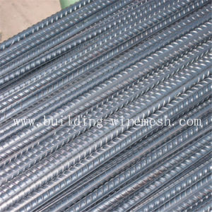 Hot Rolled Ribbed Steel Bar pictures & photos