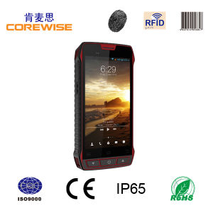 Handheld Mobile Wireless Rugged Android Quad Core Bluetooth NFC Reader pictures & photos