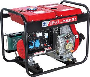Home Use Open Type Diesel Generators 5gf (5KW) pictures & photos