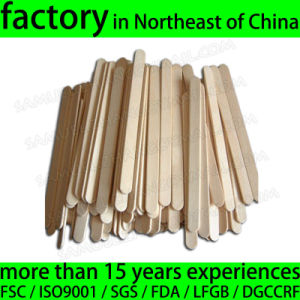114*10*2mm Wooden Ice Cream Stick pictures & photos