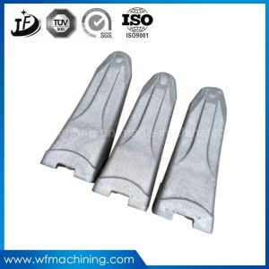 Round Steel Forging Excavator Bucket Teeth with Customized Service pictures & photos
