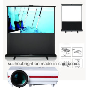 1024X768 Home Theater LED Projector with HDMI Home Cinema Projector