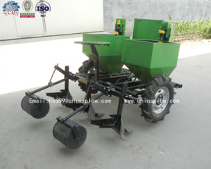 3 Point Linkage Potato Planter Tractor Two Row Potato Seeder pictures & photos
