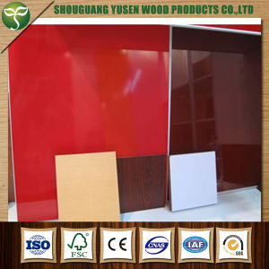 High Glossy UV Painted MDF Board pictures & photos
