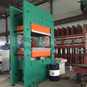Standard Frame Type Rubber Vulcanizing Press with Ce and ISO pictures & photos