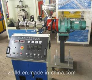 Mini Plastic Lab Extruder Machinery (SJ25) pictures & photos