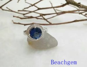 Jewelry-Tanzanite Sterling Silver Ring (R0275) pictures & photos