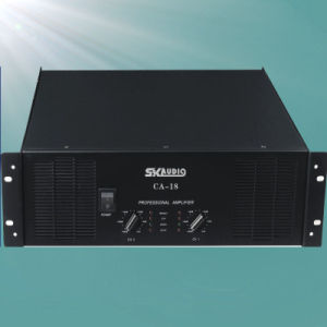 Ca Series 3u 300W High Power Night Club Amplifier pictures & photos