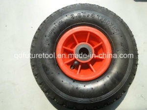 Rubber Wheel 300-4 (air wheel) pictures & photos