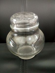 Glass Storage Glass Jar pictures & photos