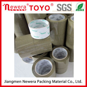 Sticky Carton Sealing BOPP Packing Tape pictures & photos