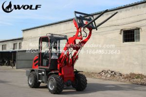 Europe Hot Sale Mini Loader 800kg pictures & photos