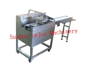 Chocolate Coating and Pouring Machine (TYJ180) pictures & photos