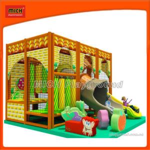 China soft mini preschool indoor playground for kids dubai for Indoor gym equipment for preschool
