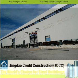 Flat Roof Steel Building Light Steel Structure pictures & photos