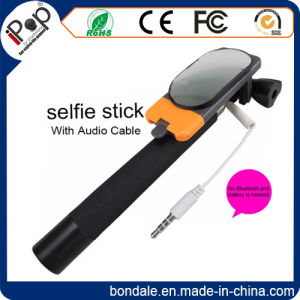 Mini Selfie Stick Monopod for Smartphone with Mirror pictures & photos