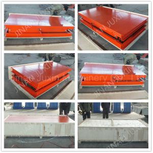 Fixed Scissor Lift Working Platform Scissor Lifting Equipment pictures & photos