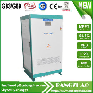 Split Phase to 3 Phase 120kw Full Power Output Hybrid Power Inverter pictures & photos