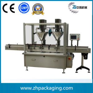 Automatic Powder Filling Machine (Zh-2b) pictures & photos