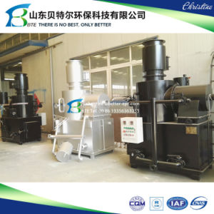 Compact Size Medical Waste Incinerator for Hospital pictures & photos