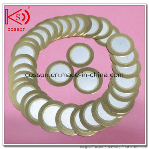 Brass Steel Nickel Piezoelectric Ceramic Piezo Element pictures & photos