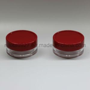 Plastic Jar with Screw PP Cap (NJ82-1) pictures & photos
