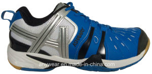 Mens Sports Shoes Badminton Shoes (815-9123) pictures & photos