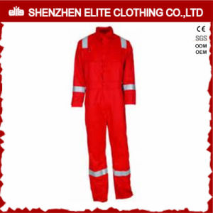 Reflective Red Safety Coverall Workwear Uniform (ELTHVCI-17) pictures & photos