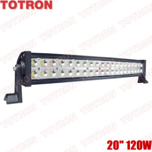 Totron 9-32V 120W 7200lumens, 4x4 CREE LED Light Bar (TLB2120)