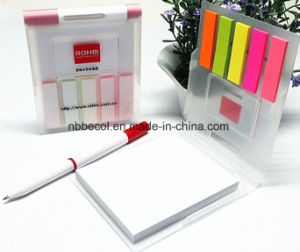 New Sticky Memo Pad with Pen Calendar for Promotional Gift pictures & photos
