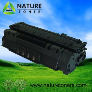 Compatible Black Toner Cartridge for HP Q7553A pictures & photos