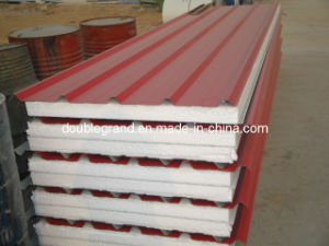 EPS Sanwich Panel for Roof/Roof Panel pictures & photos