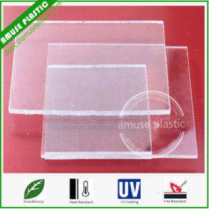 Hard Coating Anti-Scratch Polycarbonate PC Sheets for Forest Trucks Windows pictures & photos