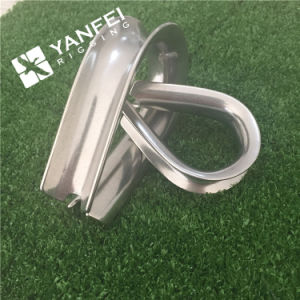 AISI 304 Wire Rope Thimble pictures & photos
