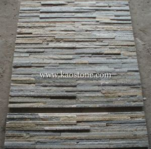 Outdoor Rusty Slate Cladding Wall Decoration Material pictures & photos