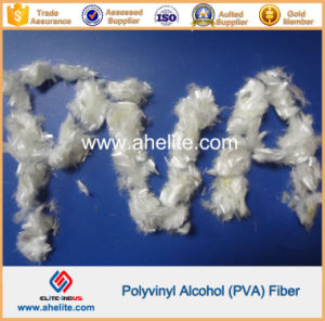 High Dispersity PVA Fiber PVA Fibre for Cement Board pictures & photos
