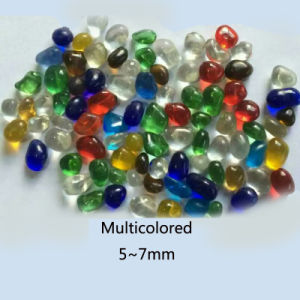 Colorful Transparent Glass Beads for Decoration pictures & photos