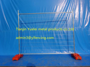 Hot Galvanized Temporary Fencing Panel for Sale pictures & photos