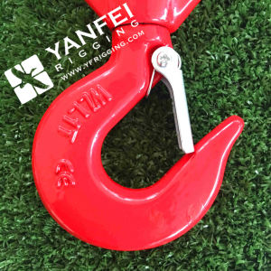G80 Clevis Swivel Hook with Bearing for En818-2 G80 Chain pictures & photos